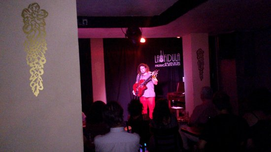 La Fidula: Martin Alvarado en La Fídula