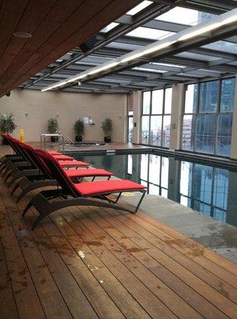 InterContinental Melbourne The Rialto: Pool area