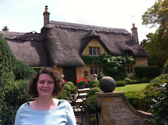 Cotswold Tours by Fowler Tours: We saw stone houses that are built to last.