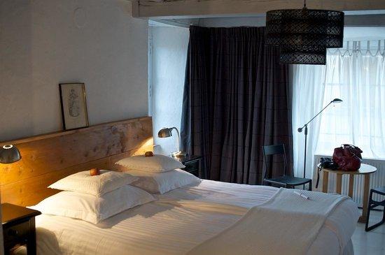 La Paresse en Douce: Our room