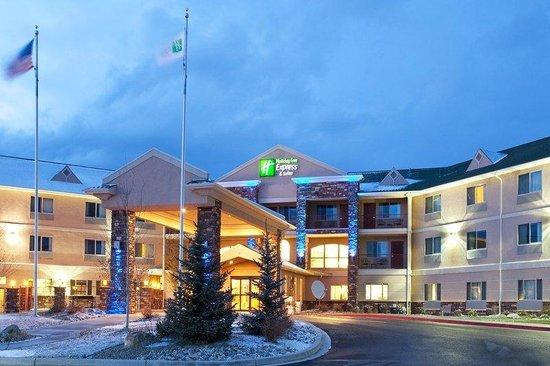 Holiday Inn Express & Suites - Gunnison: Hotel Exterior Holiday Inn Express - Gunnison, Colorado
