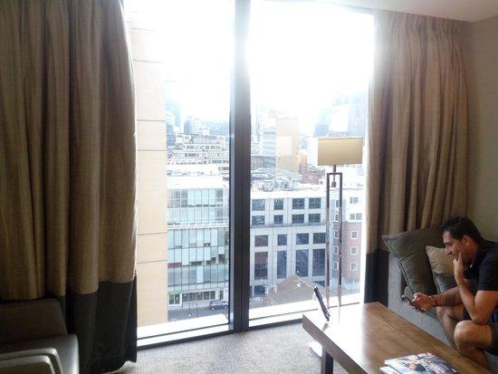 Grange Tower Bridge Hotel : vista dalla camera 11 piano