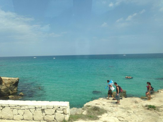 Porto Giardino Resort: Spiaggia
