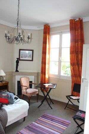 Hotel Restaurant du Pont Napoleon : Chambre