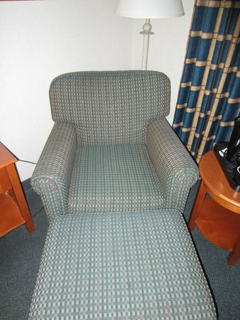 Doubletree by Hilton Halifax Dartmouth: Chair