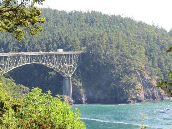 Deception Pass State Park: Bridge