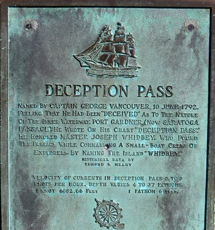 Deception Pass State Park: Information