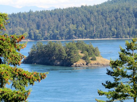 Deception Pass State Park: Inlet view