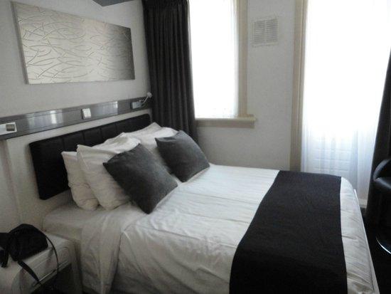 Hotel CC: La habitacion