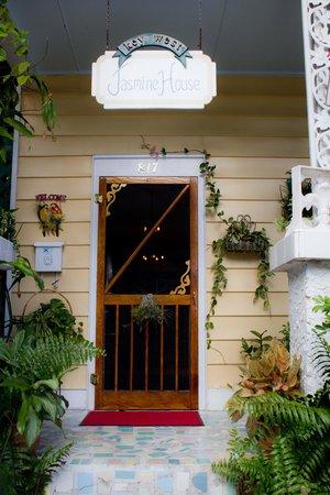 Jasmine House : Front Door