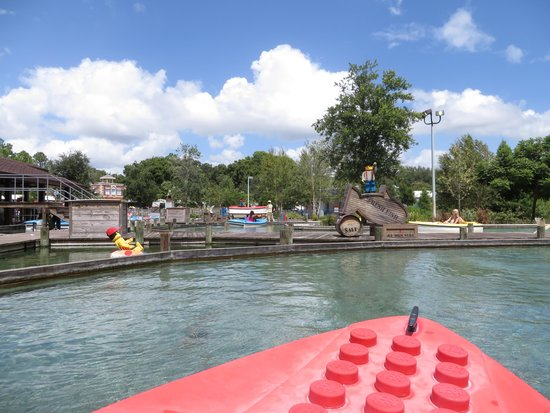 LEGOLAND Florida Resort: View from boat ride