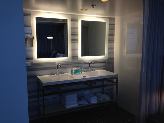 W Chicago   Lakeshore: Bathroom