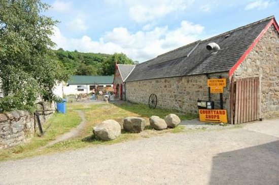 Village Green: A farm in the village
