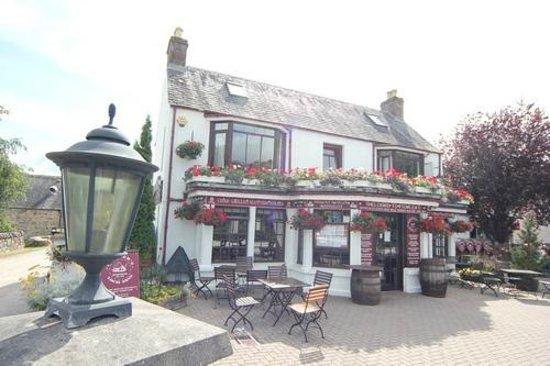Village Green: A restaurant in the village