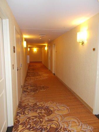 Peoria Marriott Pere Marquette : Hallway
