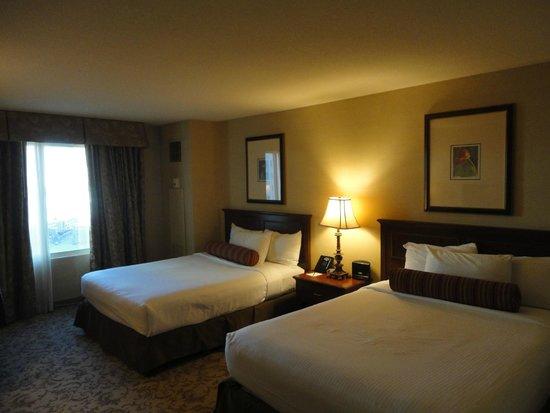 Monte Carlo Resort & Casino : habitación