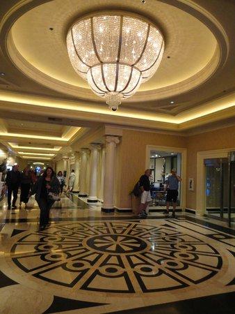 Monte Carlo Resort & Casino : recepción