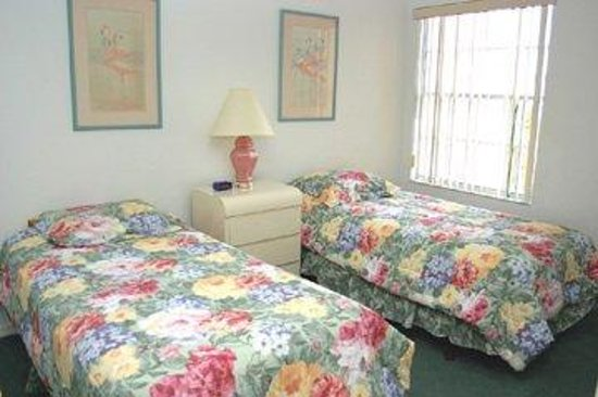 Beachtree Villas: Twin Bedded Room