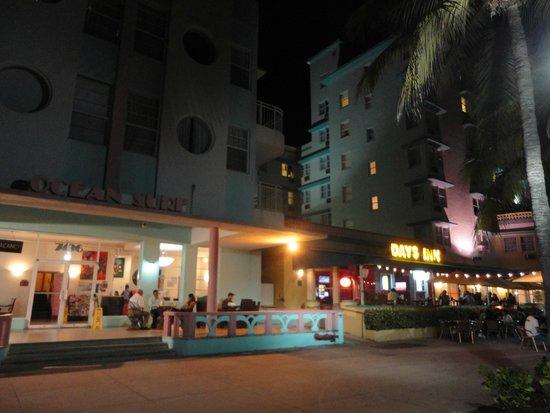 Miami Springs Inn: Frente del Hotel