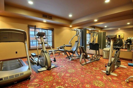 Big Sky Resort Village Center: Fitness