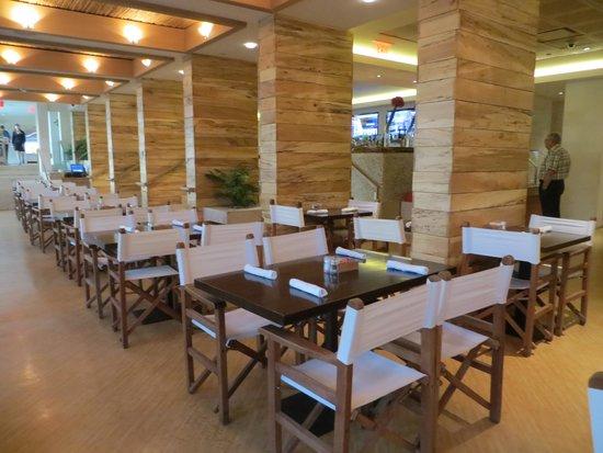 Tropicana Las Vegas - A DoubleTree by Hilton Hotel : Breakfast restaurant