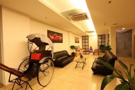 Saigon Hotel: Lobby