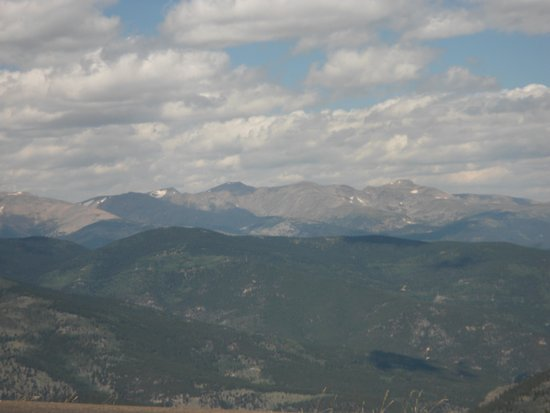 Mount Evans Scenic Byway : view
