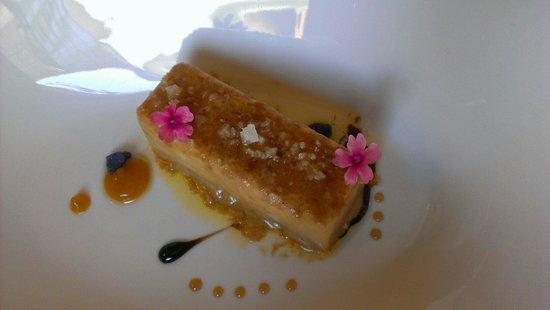 Restaurante Eirado Da Lena: Maravilloso foie