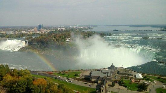 Embassy Suites by Hilton Niagara Falls Fallsview Hotel : Niagara falls view
