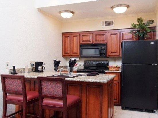 Chase Suite Hotel Baton Rouge: Guest Room Kitchen