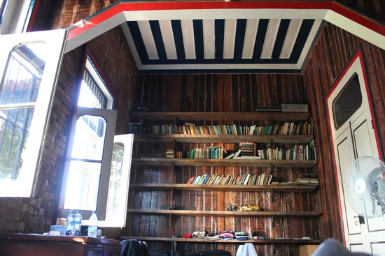 BaronGarden: Wood room