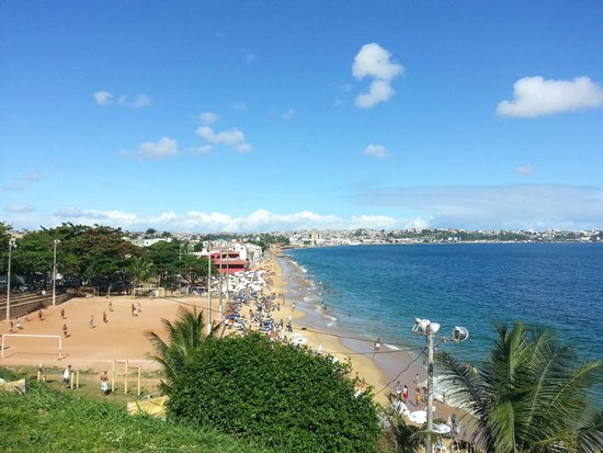 Boa Viagem Beach : Praia da Boa Viagem