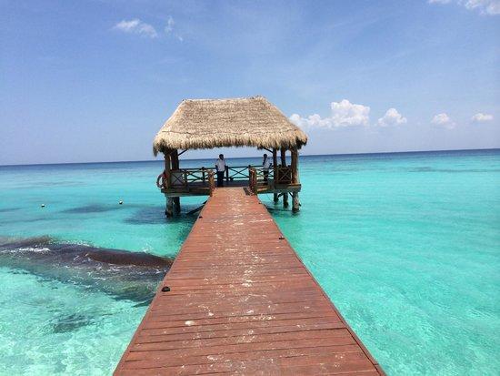 Azul Beach Resort The Fives Playa Del Carmen: Dock