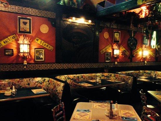 La Cocina & Cantina : inside