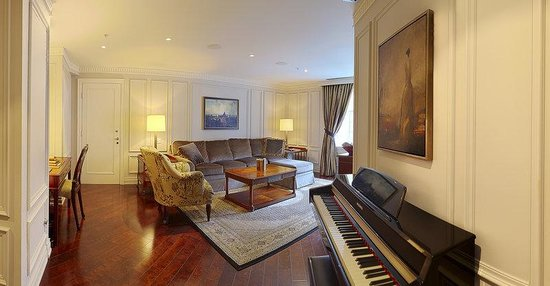 Windsor Arms Hotel: Sultan Suite