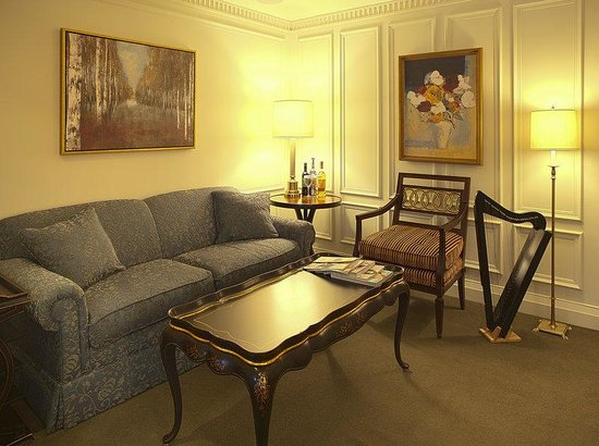 Windsor Arms Hotel: Yorkville Suite