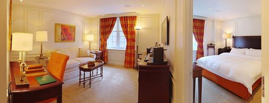 Windsor Arms Hotel: Two Bedroom Suite