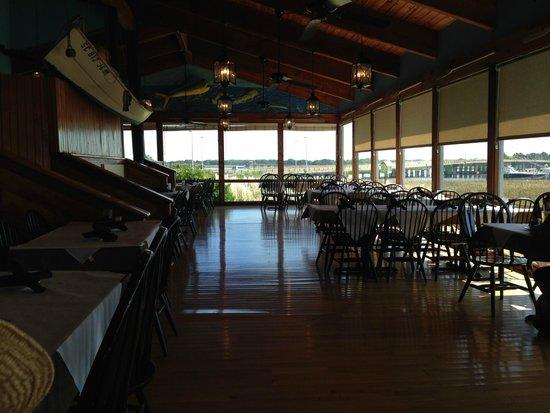 Lands End Restaurant @ 444 Marina Drive, Georgetown, SC
