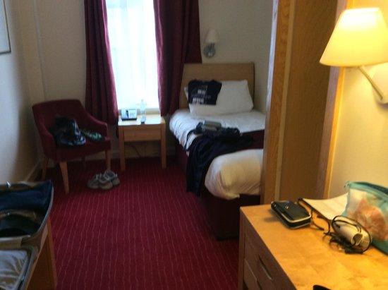 Holiday Inn London - Kensington: camera singola