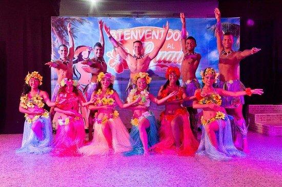 Hotel Cartagena Plaza: Show Time Discoteca