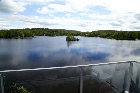 Esterel Resort: Chambre vue sur le lac