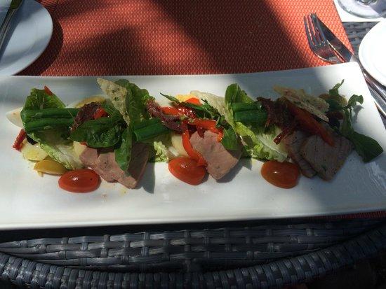 Pullman Bali Legian Nirwana: Tuna Salad for lunch