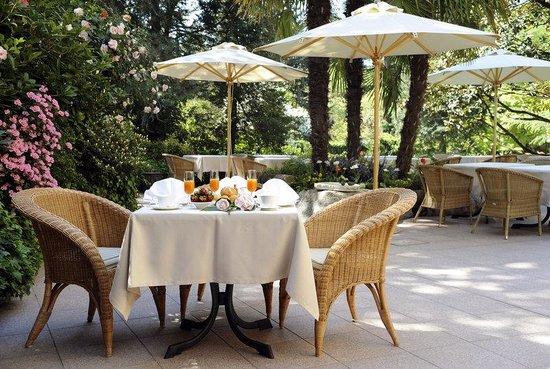 Park Hotel Mignon & Spa: Terrace