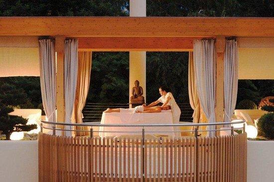 Park Hotel Mignon & Spa: Bonsai Lounge