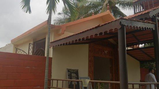 Guruvayur Temple, Nettigere, Bangalore