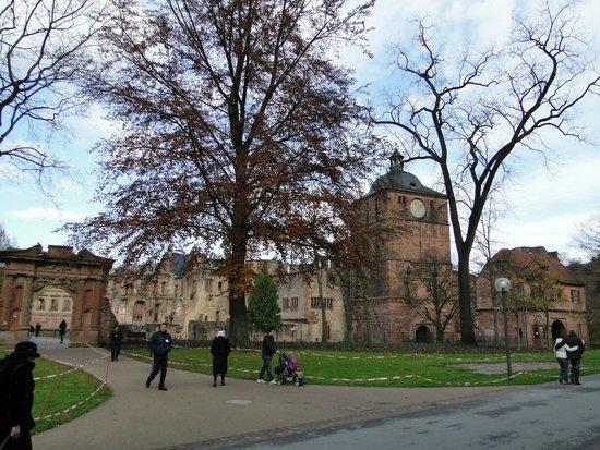 Schloss Heidelberg: Castillo Heidelberg