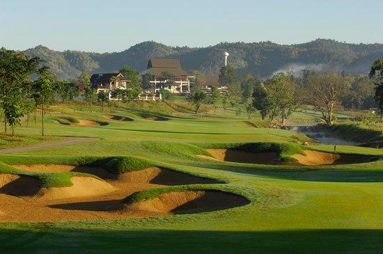 Chiangmai Highlands Golf and Spa Resort : Chiangmai Highlands Golf
