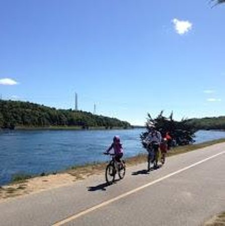 The Cape Cod Canal Bikeway Bourne Ma Updated 2018 Top