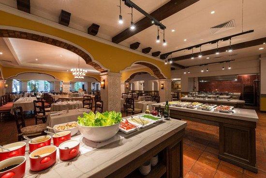 Hyatt Regency Merida : Peregrina Bistro Buffet