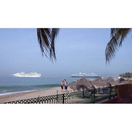 Los Tules Resort: Vista Playa